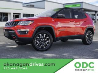 Used 2019 Jeep Compass Trailhawk for sale in Kelowna, BC