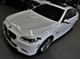 Used 2016 BMW 5 Series 535i xDrive for sale in North York, ON