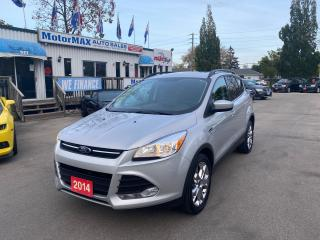 Used 2014 Ford Escape SE for sale in Stoney Creek, ON