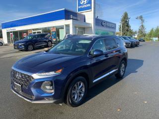 Used 2020 Hyundai Santa Fe ESSENTIAL for sale in Duncan, BC