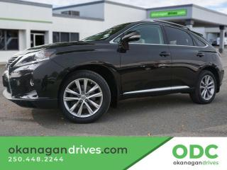 Used 2015 Lexus RX 350 Sportdesign for sale in Kelowna, BC