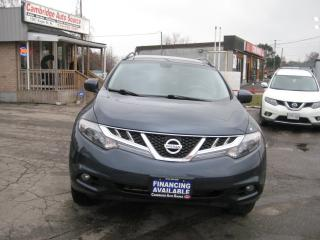 Used 2013 Nissan Murano S for sale in Cambridge, ON
