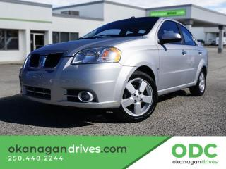 Used 2009 Pontiac G3 SE for sale in Kelowna, BC