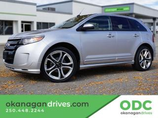 Used 2013 Ford Edge SPORT for sale in Kelowna, BC