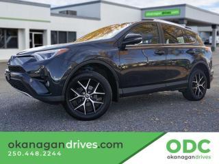 Used 2017 Toyota RAV4 se for sale in Kelowna, BC
