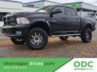 Used 2010 Dodge Ram 1500 Sport for sale in Kelowna, BC