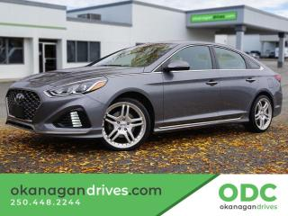 Used 2018 Hyundai Sonata SPORT for sale in Kelowna, BC
