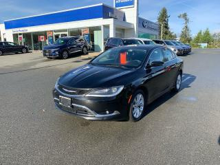 Used 2015 Chrysler 200 C for sale in Duncan, BC