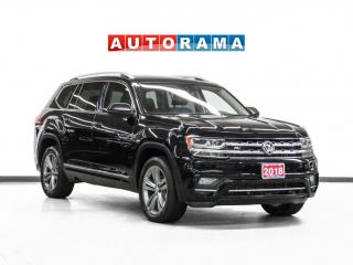 Used 2018 Volkswagen Atlas Execline AWD Nav Leather PanoRoof Backup Cam for sale in Toronto, ON