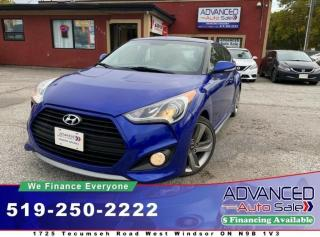 Used 2013 Hyundai Veloster Turbo for sale in Windsor, ON