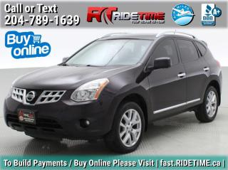 Used 2013 Nissan Rogue SL for sale in Winnipeg, MB