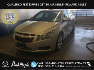 Used 2014 Chevrolet Cruze 1LT for sale in Sherwood Park, AB