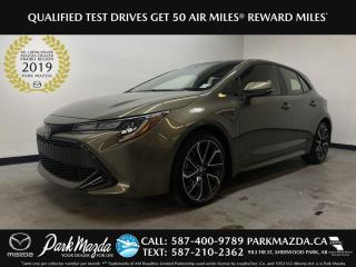 Used 2019 Toyota Corolla Hatchback SE for sale in Sherwood Park, AB