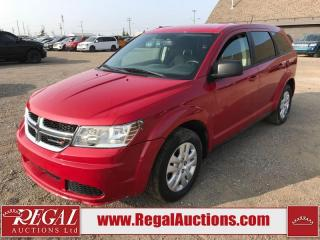 Used 2016 Dodge Journey CVP 4D Utility FWD 2.4L for sale in Calgary, AB