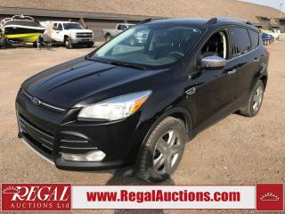 Used 2015 Ford Escape SE 4D Utility AWD 1.6L for sale in Calgary, AB