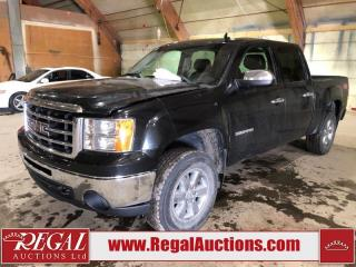 Used 2012 GMC Sierra 1500 SLT 4D Crew CAB 4WD for sale in Calgary, AB
