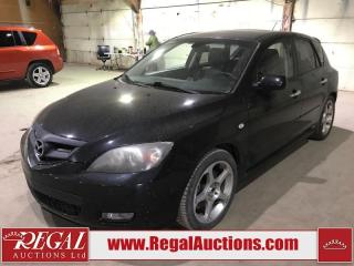 Used 2008 Mazda MAZDA3 Sport GT 4D Hatchback for sale in Calgary, AB
