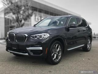 New 2021 BMW X3 xDrive30i Let US Go The Extra Mile for sale in Winnipeg, MB