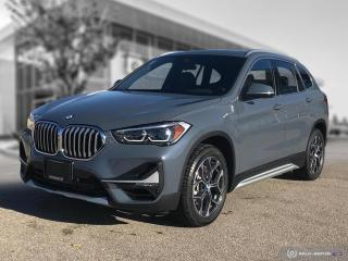 New 2021 BMW X1 xDrive28i Let US Go The Extra Mile for sale in Winnipeg, MB