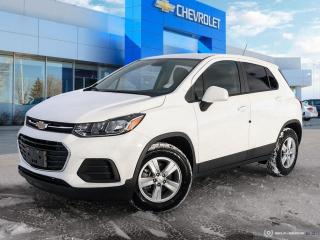 New 2021 Chevrolet Trax LS The Best Deals to come in 2021 for sale in Winnipeg, MB