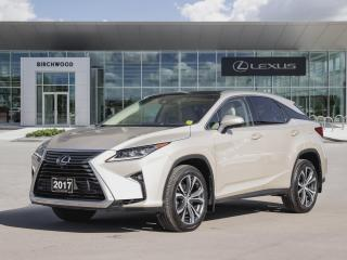 Used 2017 Lexus RX 350 AWD 4dr Executive Package for sale in Winnipeg, MB