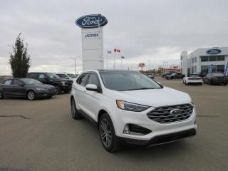 New 2020 Ford Edge Titanium for sale in Lacombe, AB