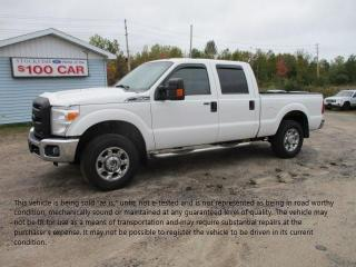Used 2012 Ford F-250 Super Duty SRW XLT for sale in North Bay, ON
