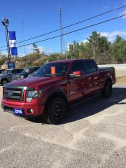 Used 2014 Ford F-150 FX4 for sale in North Bay, ON