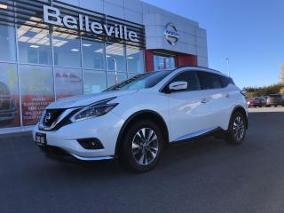 Used 2018 Nissan Murano SV AWD,SUNROOF,NAVIGATION, REMOTE START,POWER SEAT for sale in Belleville, ON