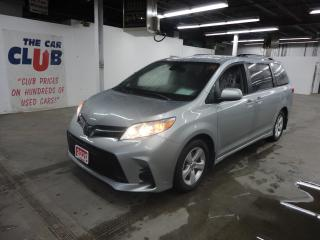 Used 2020 Toyota Sienna LE 8 PASSENGER for sale in Ottawa, ON