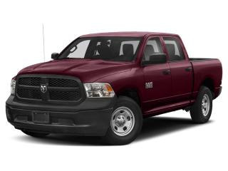 New 2020 RAM 1500 Classic Express 4x4 Crew Cab 5'7  Box for sale in Milton, ON
