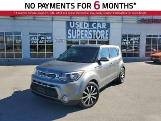 Used 2016 Kia Soul EX, Bluetooth, Heated Seats, Keyless Entry. for sale in Niagara Falls, ON