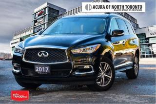 Used 2017 Infiniti QX60 AWD No Accident| Remote Start| 360 Camera for sale in Thornhill, ON