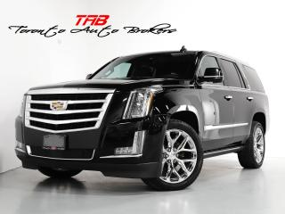 Used 2016 Cadillac Escalade PREMIUM I 7-PASS I BOSE I NAVI I 22 INCH WHEELS for sale in Vaughan, ON