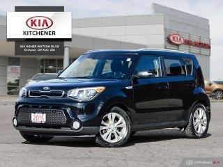 Used 2015 Kia Soul 2.0L EX - ONE OWNER!!! for sale in Kitchener, ON