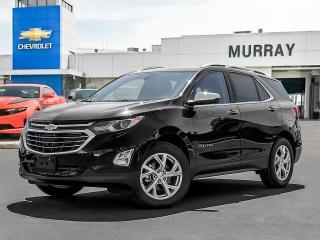 New 2020 Chevrolet Equinox Premier for sale in Winnipeg, MB