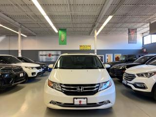 Used 2015 Honda Odyssey Touring|FULLYLOADED|WIDESCREEN DVD|POWER DOORS|NAV for sale in North York, ON