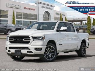 New 2021 RAM 1500 SPORT for sale in Surrey, BC