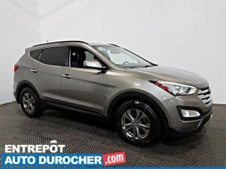 Used 2014 Hyundai Santa Fe Sport Premium AWD Automatique - A/C - Sièges Chauffants for sale in Laval, QC