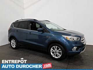 Used 2018 Ford Escape SEL Automatique - A/C - Caméra de Recul - CUIR for sale in Laval, QC