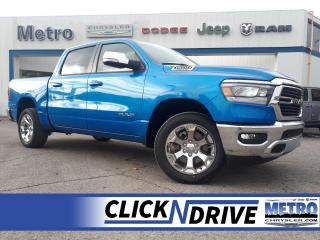 New 2021 RAM 1500 Big Horn for sale in Ottawa, ON