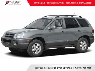 Used 2005 Hyundai Santa Fe 2.7L V6 for sale in Toronto, ON