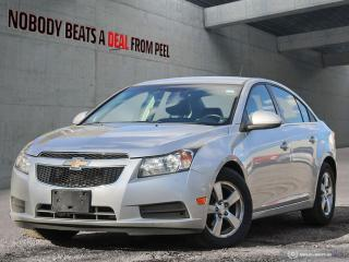 Used 2013 Chevrolet Cruze 4dr Sdn LT Turbo w-1SB for sale in Mississauga, ON