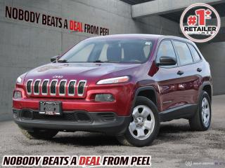 Used 2015 Jeep Cherokee 4WD 4Dr Sport for sale in Mississauga, ON