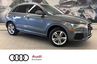 Used 2016 Audi Q3 2.0T Progressiv + Pwr Tailgate | Rear Sensors for sale in Whitby, ON