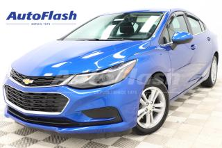 Used 2016 Chevrolet Cruze LT *TURBO *AMERA *A/C *MAGS *BLUETOOTH *CRUISE for sale in Saint-Hubert, QC
