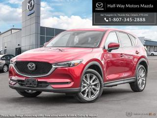 New 2021 Mazda CX-5 GT w/Turbo for sale in Thunder Bay, ON