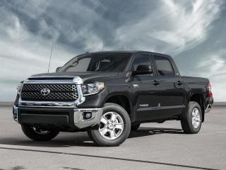 New 2021 Toyota Tundra 4X4 TUND CREW SR5 5. for sale in North Bay, ON