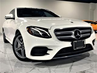 Used 2018 Mercedes-Benz E-Class E 400|4MATIC|PANORAMIC|NAVI|MEMORY SEATS| AMBIENT LIGHTS for sale in Brampton, ON