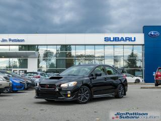 Used 2016 Subaru WRX for sale in Port Coquitlam, BC